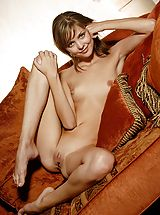 Tiny Breasts, Amelie - Confidentially