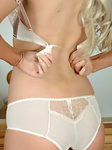 satin panties, Courtney Tugwell 2