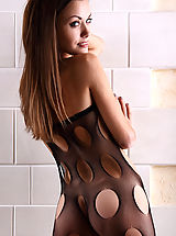 Small Breast, Marta | Fishnet Feline